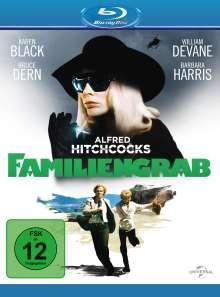 Familiengrab (Blu-ray), Blu-ray Disc