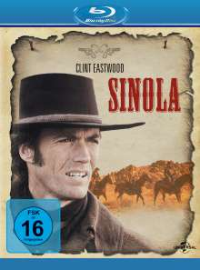 Sinola (Joe Kidd) (Blu-ray), Blu-ray Disc