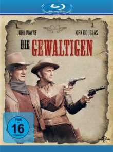 Die Gewaltigen (Blu-ray), Blu-ray Disc