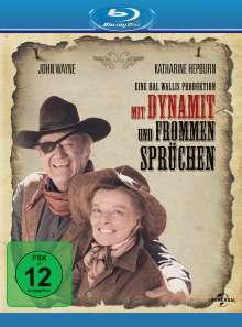 Mit Dynamit und frommen Sprüchen (Blu-ray), Blu-ray Disc