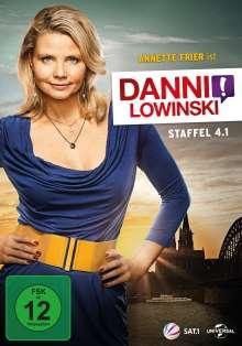 Danni Lowinski Staffel 4 Box 1, 2 DVDs