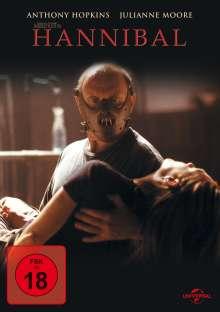 Hannibal, DVD