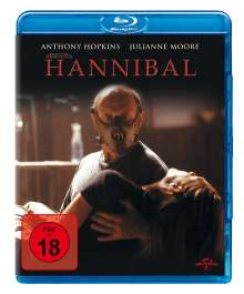 Hannibal (Blu-ray), Blu-ray Disc