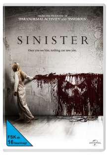Sinister, DVD