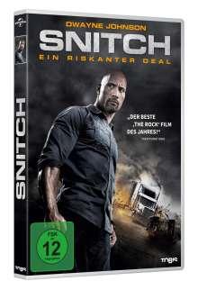 Snitch, DVD