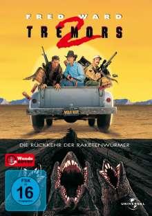 Tremors 2 - Die Rückkehr der Raketenwürmer, DVD