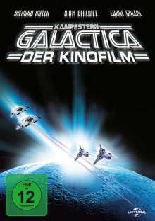 Kampfstern Galactica, DVD