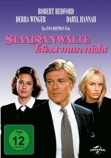 Staatsanwälte küsst man nicht, DVD
