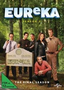 Eureka Season 5 (finale Staffel), 5 DVDs