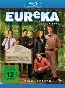 Eureka Season 5 (finale Staffel) (Blu-ray), Blu-ray Disc
