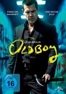 OldBoy (2013), DVD