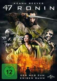 47 Ronin, DVD