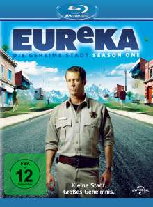 Eureka Season 1 (Blu-ray), Blu-ray Disc