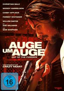 Auge um Auge (2013), DVD