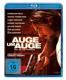 Auge um Auge (2013) (Blu-ray), Blu-ray Disc