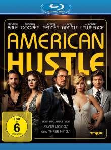 American Hustle (Blu-ray), Blu-ray Disc
