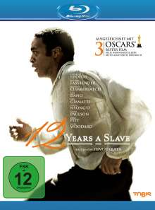 12 Years A Slave (Blu-ray), Blu-ray Disc