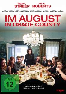 Im August in Osage County, DVD