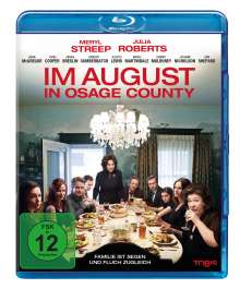 Im August in Osage County (Blu-ray), Blu-ray Disc