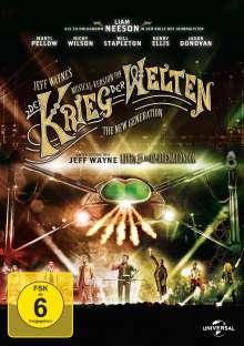 Der Krieg der Welten (Jeff Wayne's Musical Version) (OmU), DVD