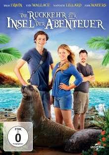 Die Rückkehr zur Insel der Abenteuer, DVD