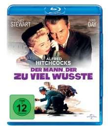 Der Mann, der zu viel wusste (Blu-ray), Blu-ray Disc