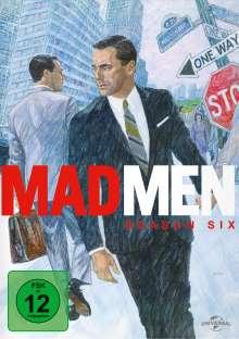 Mad Men Season 6, 4 DVDs