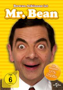 Mr. Bean - Die komplette TV-Serie, 3 DVDs