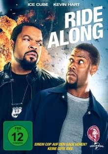 Ride Along, DVD