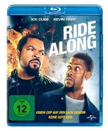 Ride Along (Blu-ray), Blu-ray Disc