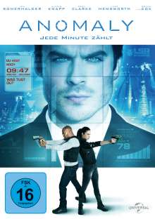 The Anomaly, DVD