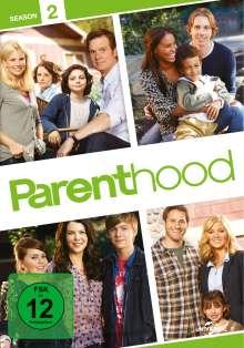 Parenthood Season 2, 6 DVDs