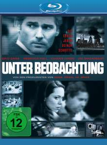 Unter Beobachtung (Blu-ray), Blu-ray Disc
