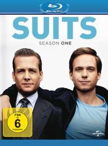 Suits Season 1 (Blu-ray), 4 Blu-ray Discs