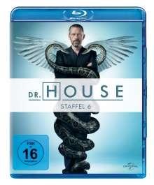 Dr. House Season 6 (Blu-ray), 5 Blu-ray Discs