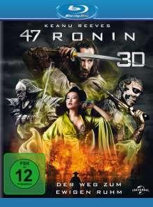 47 Ronin (3D & 2D Blu-ray), 2 Blu-ray Discs