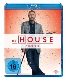 Dr. House Season 3 (Blu-ray), 5 Blu-ray Discs