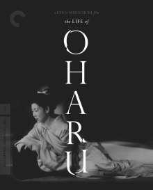 The Life Of Oharu (1952) (Blu-ray) (UK Import), Blu-ray Disc