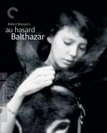 Au Hasard Balthazar (1965) (Blu-ray) (UK Import), Blu-ray Disc
