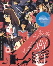 Day for Night (1973) (Blu-ray) (UK Import), Blu-ray Disc