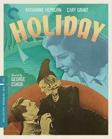 Holiday (1938) (Blu-ray) (UK Import), Blu-ray Disc