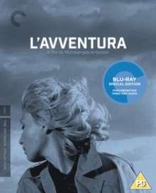 L'Avventura (1960) (Blu-ray) (UK Import), Blu-ray Disc
