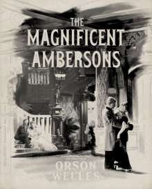 The Magnificent Ambersons (1942) (Blu-ray) (UK Import), Blu-ray Disc