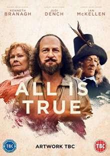 All Is True (2018) (Blu-ray) (UK Import), Blu-ray Disc