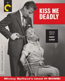 Kiss Me Deadly (1955) (Blu-ray) (UK Import), Blu-ray Disc