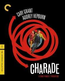 Charade (1963) (Blu-ray) (UK Import), Blu-ray Disc