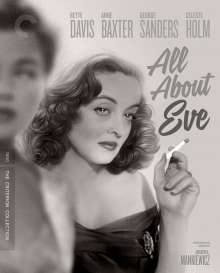 All About Eve (1950) (Blu-ray) (UK Import), Blu-ray Disc