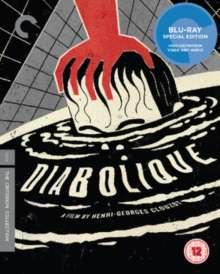 Les Diaboliques (1954) (Blu-ray) (UK Import), Blu-ray Disc