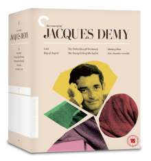 The Essential Jacques Demy Collection (Blu-ray) (UK Import), 6 Blu-ray Discs
