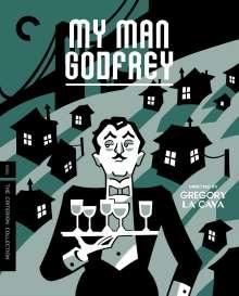 My Man Godfrey (Blu-ray) (UK Import), Blu-ray Disc
